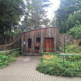 Tierpark Chemnitz (Nasenbärengehege)